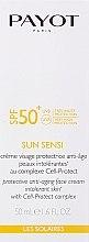 Anti-Aging Sonnenschutzcreme für das Gesicht SPF 50 - Payot Sun Sensi Protective Anti-aging Face Cream — Bild N2