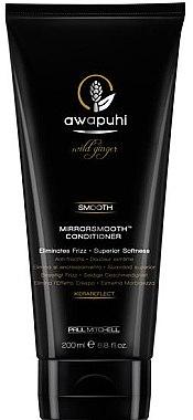Glättende und aufweichende Haarspülung - Paul Mitchell Awapuhi Wild Ginger Mirrorsmooth Conditioner — Bild N2
