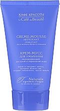 Düfte, Parfümerie und Kosmetik Feuchtigkeitsspendende Gesichtsreinigungscreme-Mousse für trockene und normale Haut - Le Cafe de Beaute Hydratant Cream-Mousse
