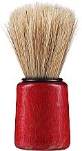 Düfte, Parfümerie und Kosmetik Rasierpinsel 499473 rot - Inter-Vion