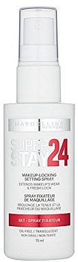 Make-up-Fixierer - Maybelline Superstay 24H Setting Spray — Bild N1