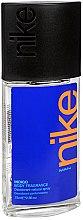 Düfte, Parfümerie und Kosmetik Nike Indigo Man Nike - Parfümiertes Körperspray