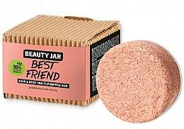 Düfte, Parfümerie und Kosmetik Haar- und Körperseife - Beauty Jar Best Friend Hair & Body Multi-Purpose Bar