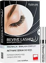 Düfte, Parfümerie und Kosmetik Wimpernserum zum Wachstum - Floslek Revive Lashes Eyelash Enhancing Serum