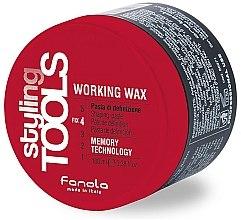 Düfte, Parfümerie und Kosmetik Modellierende Haarpaste - Fanola Styling Tools Working Wax