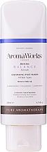 Düfte, Parfümerie und Kosmetik Gesichtsreiniger mit Rose, Geranie und grüner Myrte - AromaWorks Balance Cleansing Face Wash