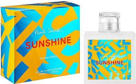 Paul Smith Sunshine For Men 2017 Limited Edition - Eau de Toilette — Bild N1