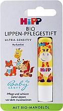 Düfte, Parfümerie und Kosmetik Bio Lippen-Pflegestift mit Bio-Mandelöl Gelb - HiPP Babysanft