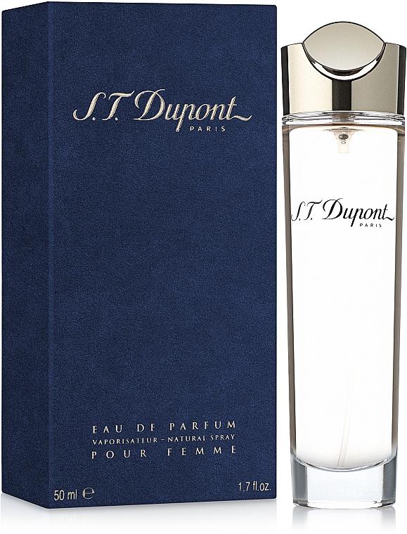 S.T. Dupont Pour Femme - Eau de Parfum — Bild N2