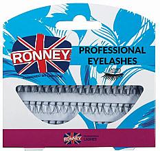 Düfte, Parfümerie und Kosmetik Wimpernbüschel-Set - Ronney Professional Eyelashes 00036