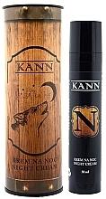 Düfte, Parfümerie und Kosmetik Nachtcreme für das Gesicht - Kann Night Cream