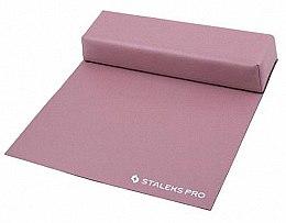 Düfte, Parfümerie und Kosmetik Maniküre-Handauflage mit Tuch Mini rosa - Staleks Pro Expert 10 Type 1
