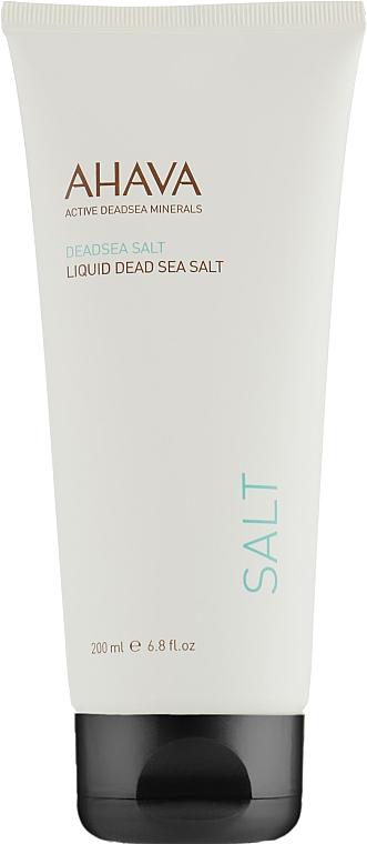 Flüssiges Badesalz mit Mineralien aus dem Toten Meer - Ahava Deadsea Salt Liquid Deadsea Salt — Bild N2