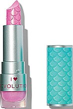 Lippenstift - I Heart Revolution Mystical Mermaids Lipstick — Bild N2