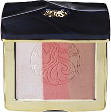 Düfte, Parfümerie und Kosmetik Highlighter-Palette - Oribe Illuminating Face Palette Sunlit