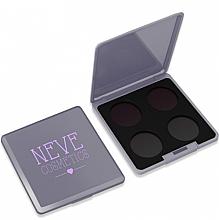Düfte, Parfümerie und Kosmetik Leere Magnet-Palette - Neve Cosmetics Grey Glam