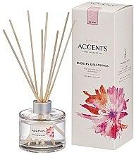 Düfte, Parfümerie und Kosmetik Raumerfrischer Sprudelnde saftige rote Früchte und Rose - Bolsius Fragrance Diffuser Bubbles & Blessings