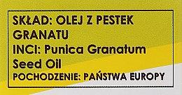 Natürliches Granatapfelkernenöl - Etja Bio — Bild N4