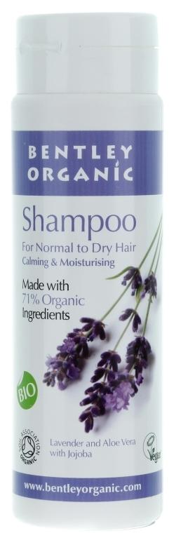 MAndel Shampoo für trockenes und normales Haar - Bentley Organic Shampoo For Normal to Dry Hair — Bild N1