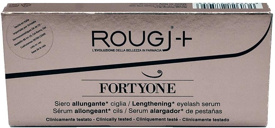 Wimpernserum zum Wachstum - Rougj+ Forty One Lengthening Eyelash Serum — Bild N2
