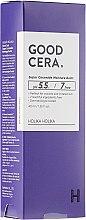Düfte, Parfümerie und Kosmetik Fechtigkeitsspendender Gesichtsbalsam für irritierte Haut - Holika Holika Good Cera Super Ceramide Moisture Balm