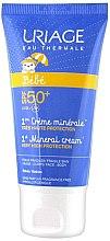 Düfte, Parfümerie und Kosmetik Sonnenschutzcreme für Babys SPF 50+ - Uriage Baby 1st Mineral Cream SPF 50+