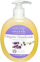 Düfte, Parfümerie und Kosmetik Feuchtigkeitsspendende Flüssigseife mit Lavendel, Aloe Vera und Jojoba - Bentley Organic Body Care Calming & Moisturising Handwash