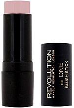 Düfte, Parfümerie und Kosmetik Mattierender Korrekturstift - Makeup Revolution The One Blush Stick