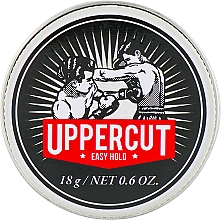 Düfte, Parfümerie und Kosmetik Haarpomade - Uppercut Deluxe Barbers Collection Easy Hold (Mini)