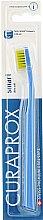 Düfte, Parfümerie und Kosmetik Kinderzahnbürste ultra weich Smart CS 7600 blau-hellgrün - Curaprox