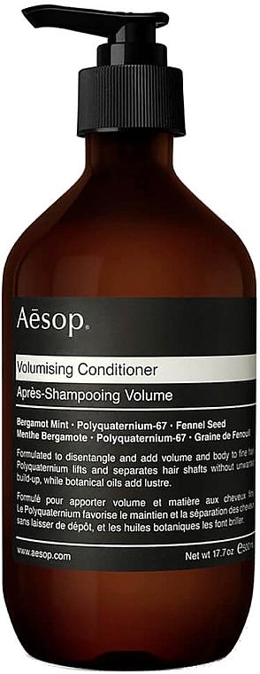 Haarspülung für mehr Volumen - Aesop Volumising Conditioner — Bild N1
