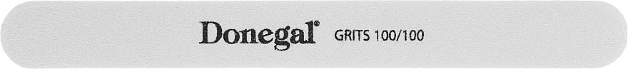 Nagelfeile gerade 100/100 9194 weiß - Donegal — Bild N1