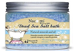 Badesalze aus dem Toten Meer mit griechischen Düften - Nacomi Natural Greek Dead Sea Salt Bath — Bild N2