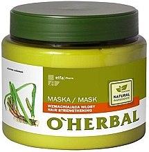 Düfte, Parfümerie und Kosmetik Stärkende Haarmaske - O'Herbal