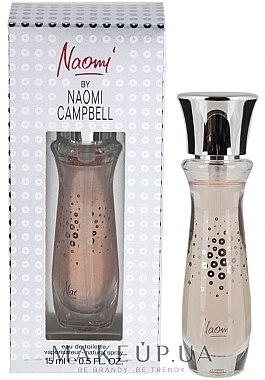 Naomi Campbell Naomi - Eau de Toilette (Mini)  — Bild N1