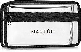 Düfte, Parfümerie und Kosmetik Kosmetiktasche Allvisible transparent 25x14x6 cm - MakeUp
