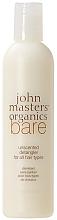 Düfte, Parfümerie und Kosmetik Haarspülung für jeden Haartyp - John Masters Organics Bare Unscented Detangler