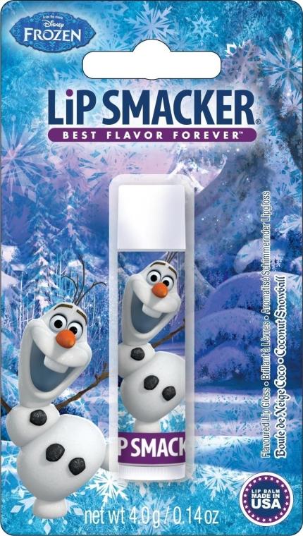 Parfümierter Lippenbalsam für Kinder - Lip Smacker Disney Frozen Balm Olaf Coconut Snowballs — Bild N1