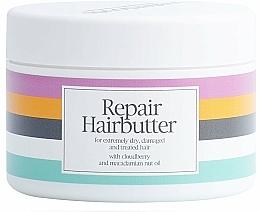 Düfte, Parfümerie und Kosmetik Regenerierende Butter für behandeltes und stapaziertes Haar mit Moltebeeren und Macadamianussöl - Waterclouds Repair Hairbutter