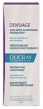 Düfte, Parfümerie und Kosmetik Regenerierender Conditioner für dünnes und brüchiges Haar - Ducray Densiage Redensifying Conditioner