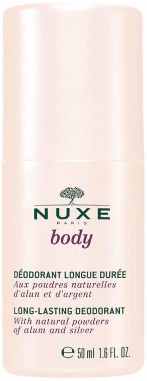 Deo Roll-on - Nuxe Body Long-Lasting Deodorant — Bild N1