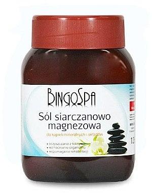 Badesalze - BingoSpa Salt And Magnesium Sulphate — Bild N1