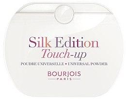 Düfte, Parfümerie und Kosmetik Gesichtspuder - Bourjois Silk Edition Touch-up