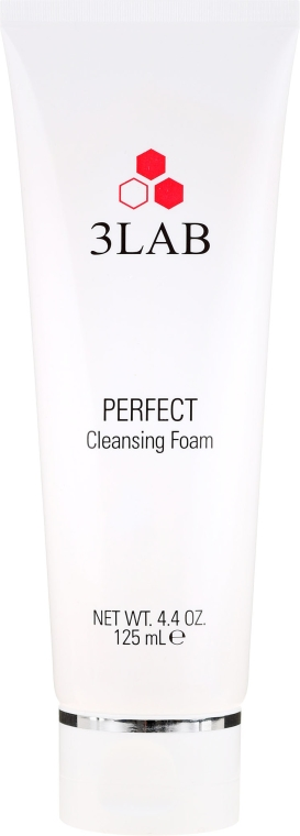 Gesichtsreinigungsschaum - 3Lab Perfect Cleansing Foam — Bild N2