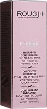 Düfte, Parfümerie und Kosmetik Gesichtskonzentrat - Rougj+ ProBiotic Concentrato Hydrapro