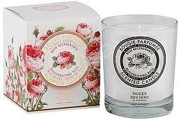Düfte, Parfümerie und Kosmetik Duftkerze Rose - Panier Des Sens Scented Candle Rejuvenating Rose