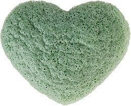 Düfte, Parfümerie und Kosmetik Badeschwamm in Herzform - Oriflame Love Nature