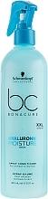 Feuchtigkeitsspendender Haarspray-Conditioner für normales bis trockenes Haar - Schwarzkopf Professional Bonacure Hyaluronic Moisture Kick Spray Conditioner — Bild N3