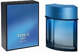 Düfte, Parfümerie und Kosmetik Tous Man Sport - Eau de Toilette