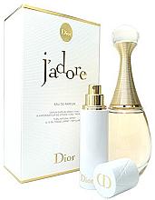 Düfte, Parfümerie und Kosmetik Christian Dior Jadore - Duftset (Eau de Parfum 75ml + Nachfüllung 7,5ml)